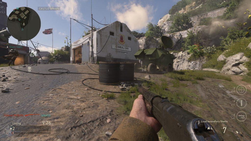 CoD WW2 Gameplay