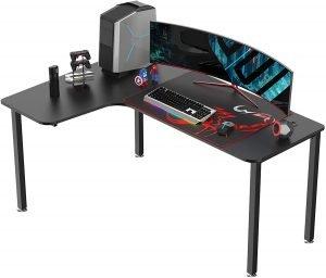 "Eureka Ergonomic 60"" Gaming Computer Desk"